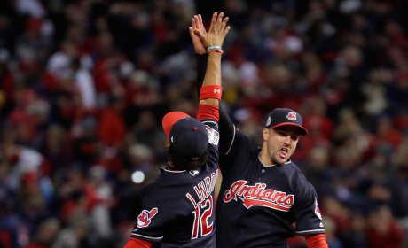 Indians Beat Cubs