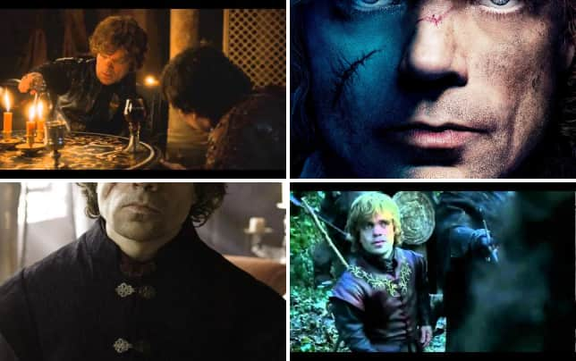 Tyrion lannister its not easy being drunk all the time