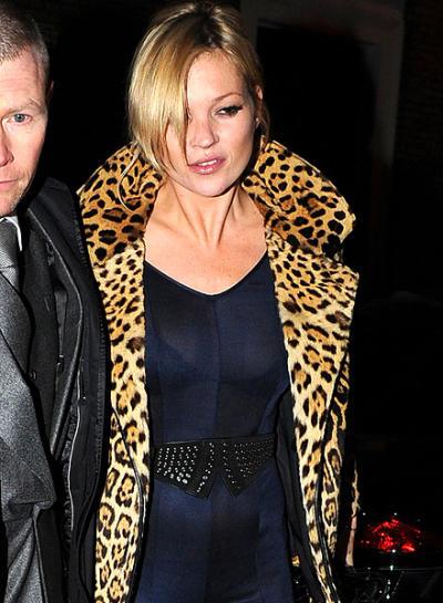 Kate Moss Pregnant?