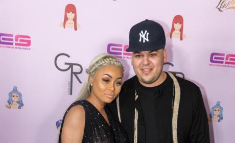 Rob Kardashian Makes First Red Carpet Appearance In 3 Years