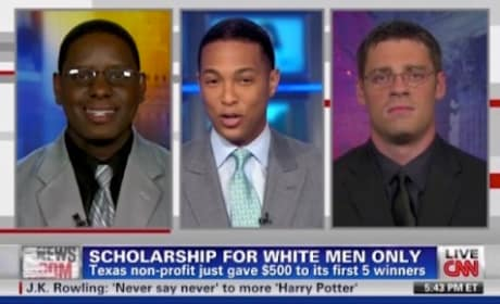 Should any scholarships be decided based on race?