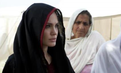 Angelina Jolie Speechless, Horrified Over Pastor's Quran Burning Plans