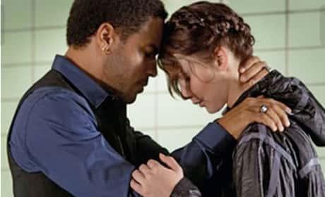 Cinna and Katniss