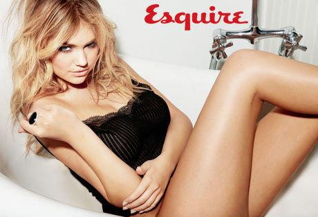 Kate Upton Esquire Pic