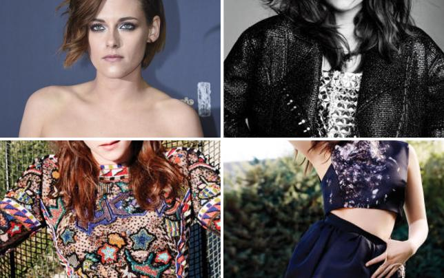 Kristen stewart all business