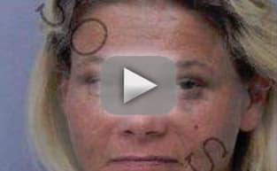 Crystal Methvin Arrested for Crystal Meth, Fulfills Destiny