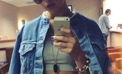 Selena Gomez Battles Sinus Problems, '70s Fashions; Still Looks Fabulous