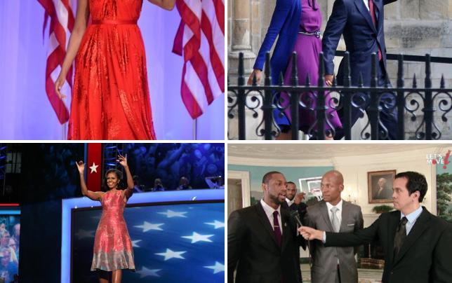 Jason wu dress michelle obama inaugural ball 2013