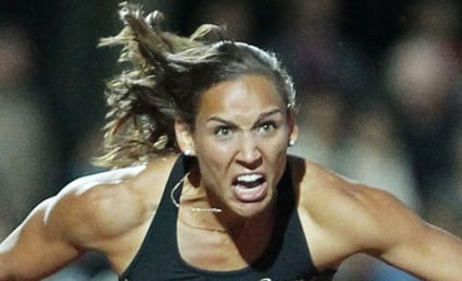 """Lolo Jones Tears Up, Defends Herself Against New York Times """"Hit Piece"""""""
