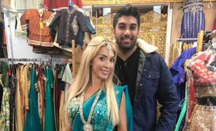 Farrah Abraham Lands Spot on MTV Reality Show ... With Her Ex-Boyfriend Simon Saran