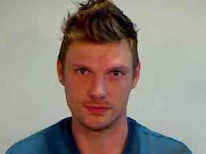 Nick Carter Mug Shot, Take 2