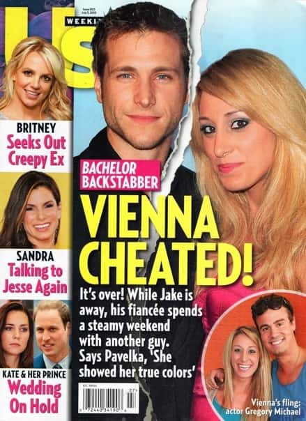 Vienna Girardi Cheated!