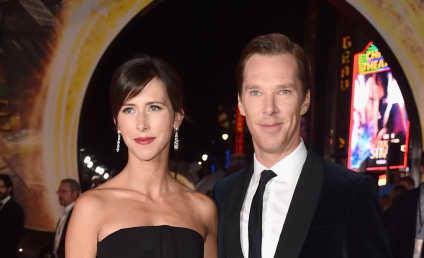 Benedict Cumberbatch & Sophie Hunter: Expecting Baby #2!