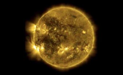 NASA Sun Video: Three Years Condensed Into Three-Minute Time Lapse!