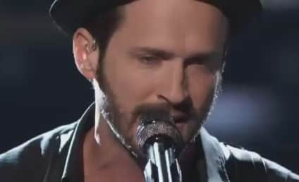 Tony Lucca Channels Britney Spears on The Voice