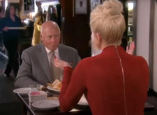 Erika Jayne dîne avec son mari Thomas Girardi