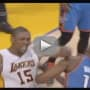 Metta World Peace DECKS James Harden With Elbow to the Head, Faces Certain Suspension