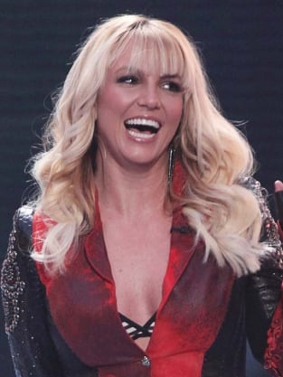 Britney Spears' Extensions