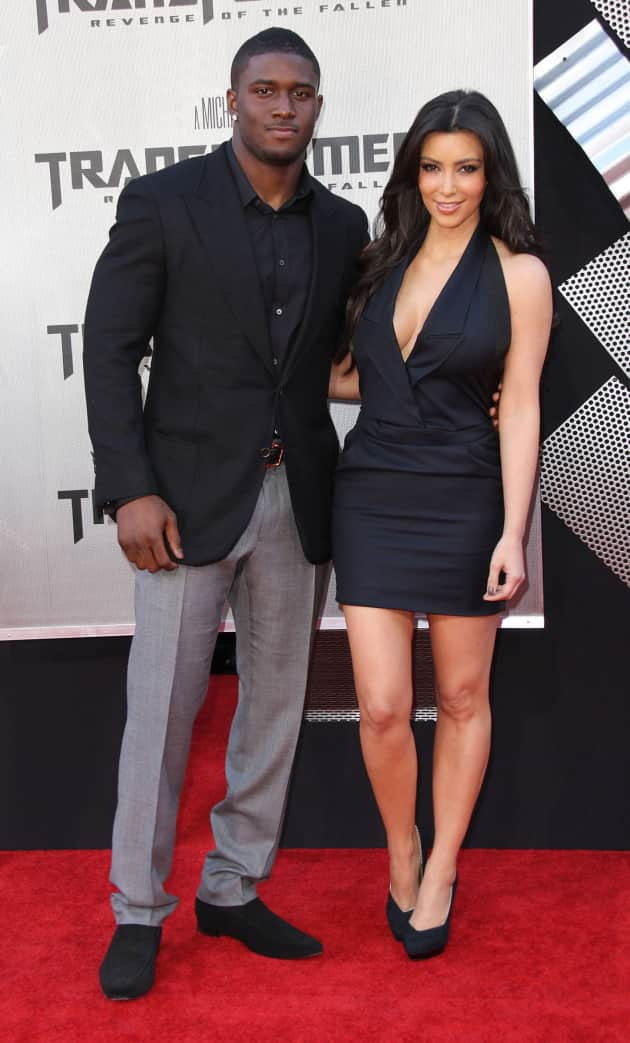 Kim Kardashian Reggie Bush Dating Again Khloe Kardashian Weighs In