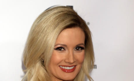 It's Holly Madison