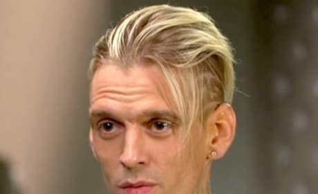 Aaron Carter Talks