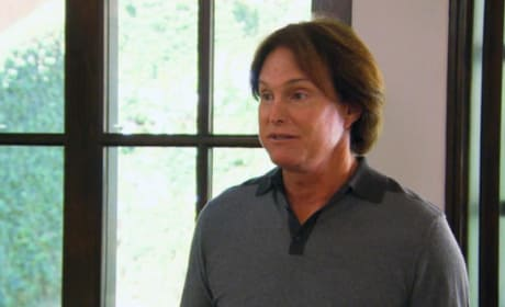 Keeping Up With the Kardashians Clip - Bruce is Pissed!