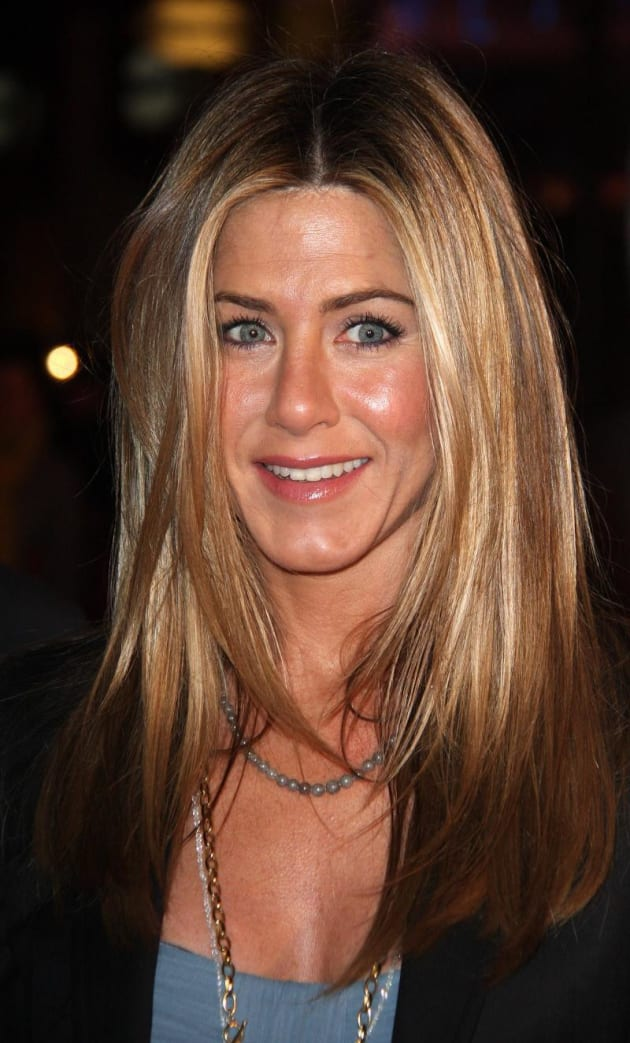 Jennifer Aniston's Hairstyle