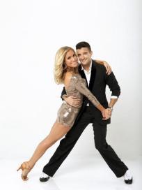Kristin Cavallari and Mark Ballas