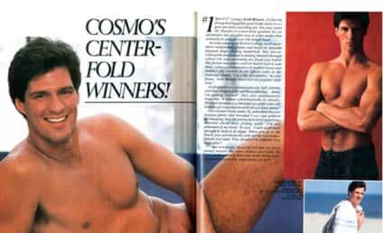 Scott Brown: Nude in Cosmopolitan!