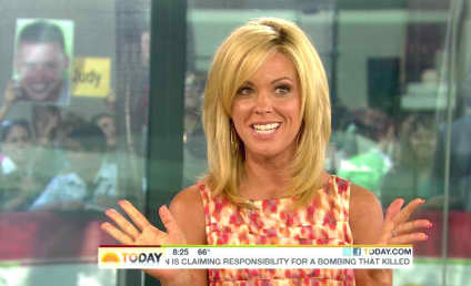 Kate Gosselin Shows Off New Hairstyle!