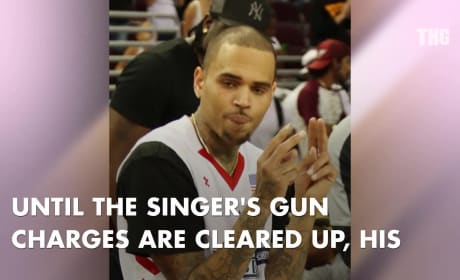 Chris Brown Responds to Bad Fathering Allegations