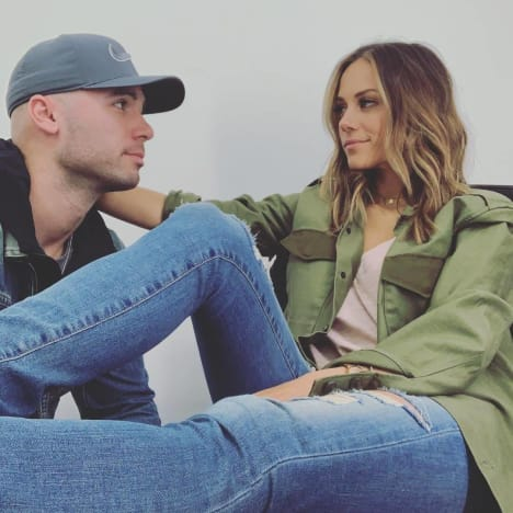 Mike Caussin and Jana Kramer Together