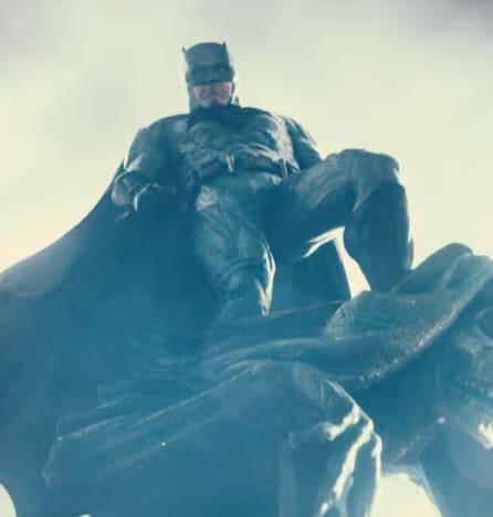 Affleck as Batman