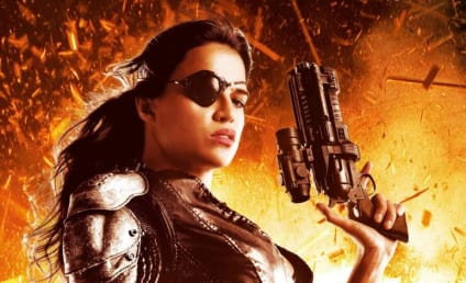 Michelle Rodriguez Stars in New Machete Kills Character Poster
