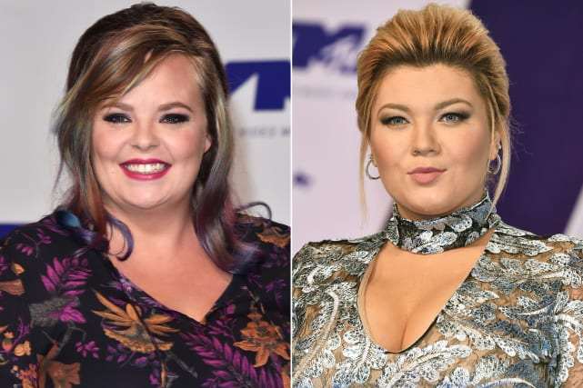 Catelynn lowell and amber portwood
