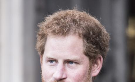Prince Harry: 2016 Commonwealth Observance Day Service