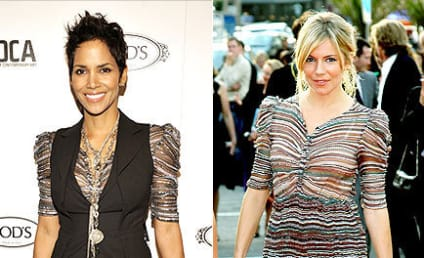 Fashion Face-Off: Halle Berry vs. Sienna Miller