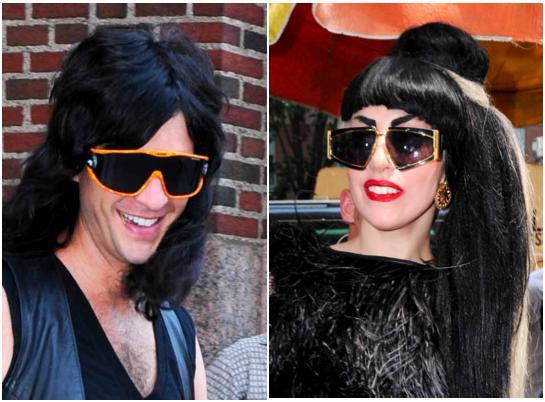 Lady Gaga and Boyfriend