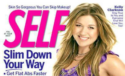 Kelly Clarkson: Slimmed Down By Self