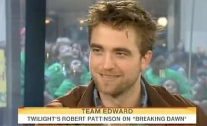 Robert Pattinson on Breaking Dawn Wedding: I'm Just a Prop!