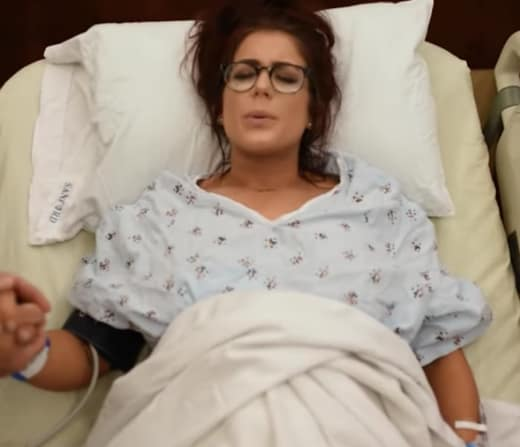 Teen mom beautiful birth at were not