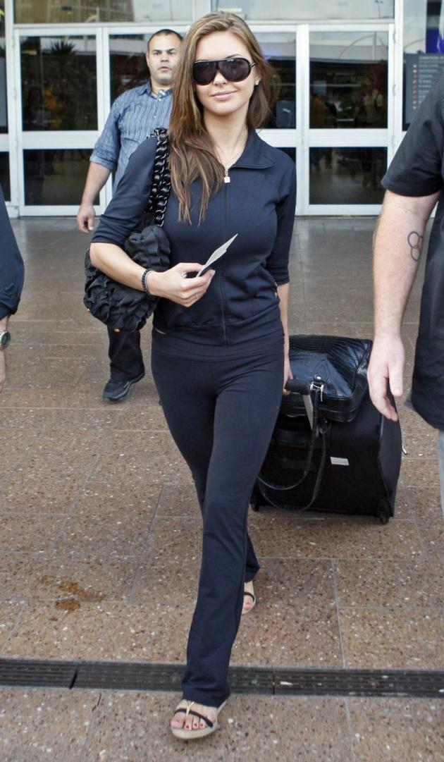 Audrina's Baggage
