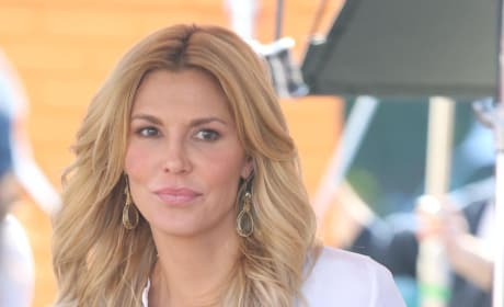 Brandi Glanville Angry Photo