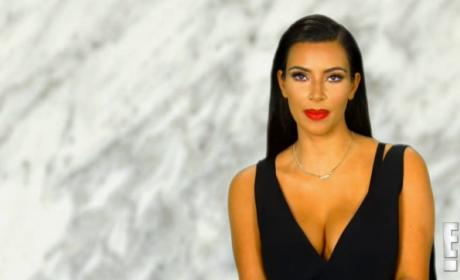 Kim Kardashian Talks Brody Jenner Pun