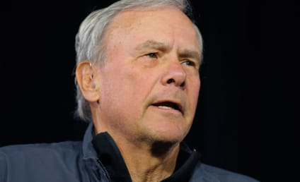 Tom Brokaw Hospitalized After Feeling Light-Headed