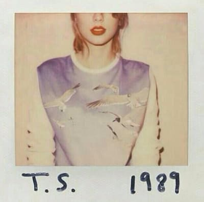 "Taylor Swift Album Cover (""1989"")"