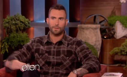 "Adam Levine Responds to ""Aggressive"" Jennifer Love Hewitt"