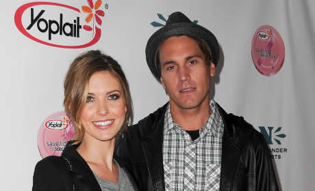 Corey Bohan and Audrina Patridge Picture