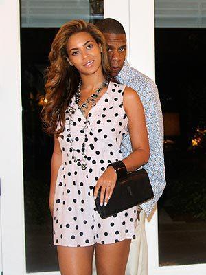 Beyonce and Jay-Z Pic