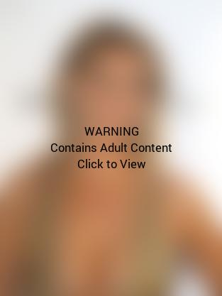 Heidi Klum Cleavage Dress